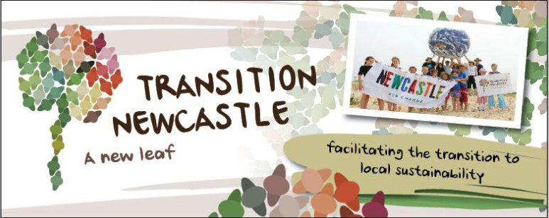 Transition Newcastle Strade in Transizione