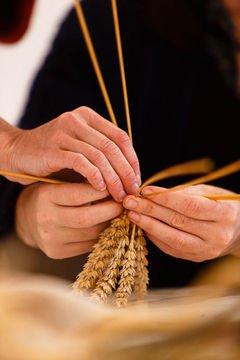Manufatti di grano per performance - Anne-Marie Culhane