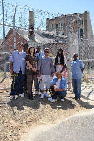 Complesso industriale sistema carcerario in USA
