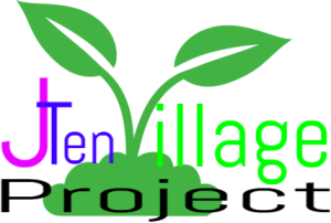 Jten village project LOGO