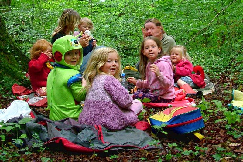 Genitori permacultura Natura Lusi Alderslowe