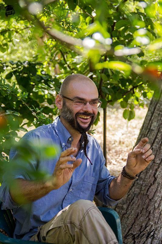 Michel Durbo Antica permacultura sicilia