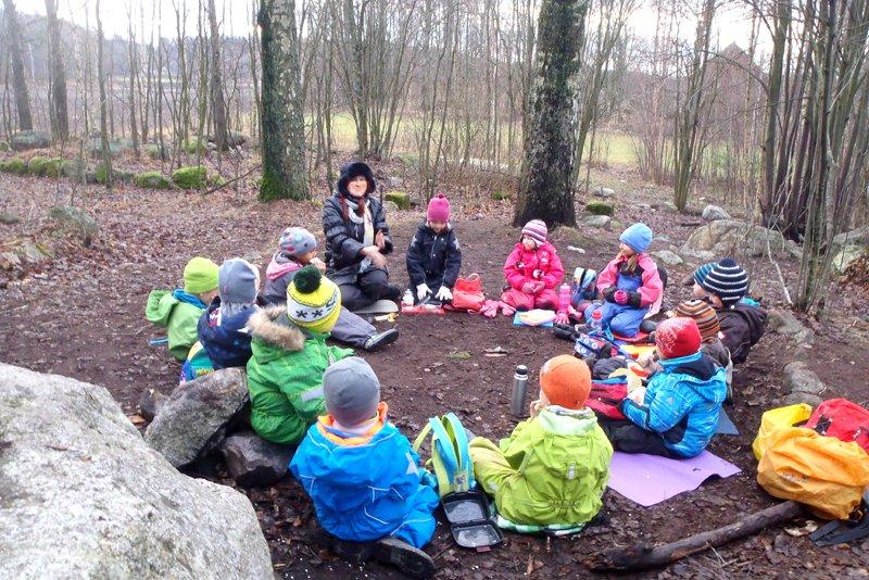 bambini permacultura finlandia