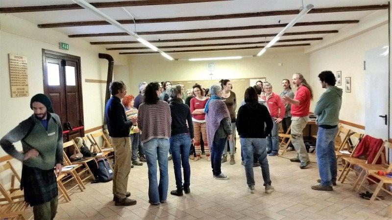 laboratorio sociocrazia permacultura