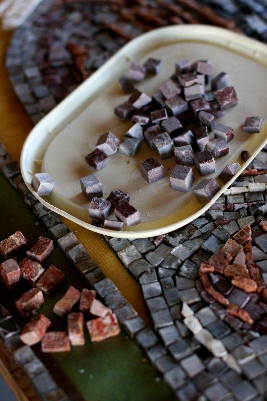 mosaici pietrangolare lavoro etico