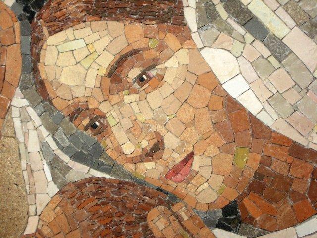 pietrangolare sicilia mosaico