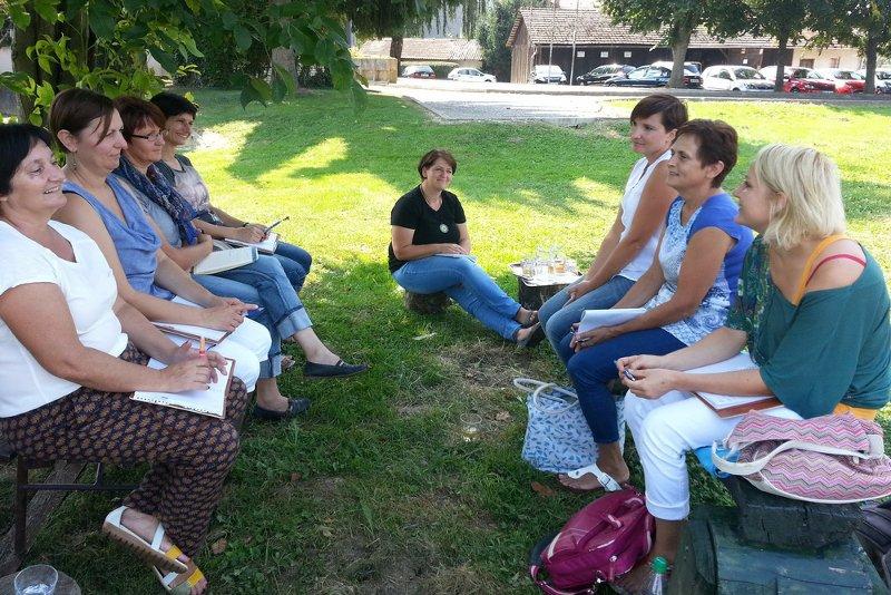 permacultura scuola slovenia