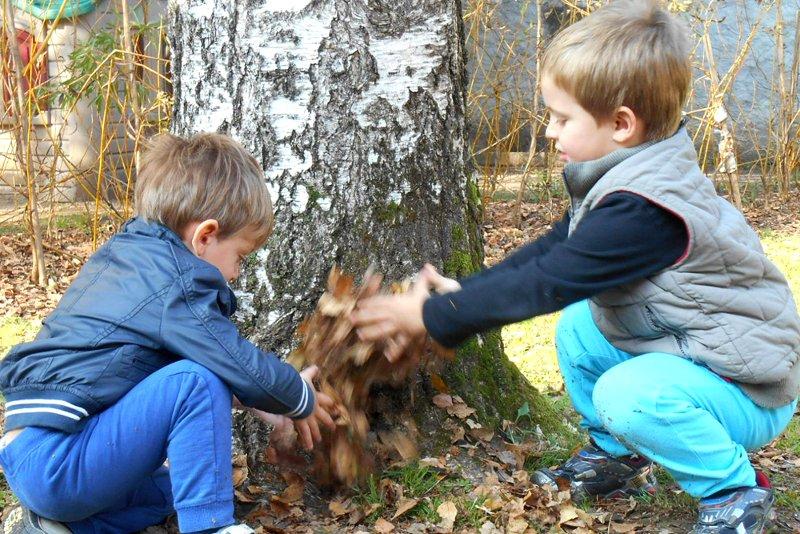 soluzioni piccole permacultura bambini